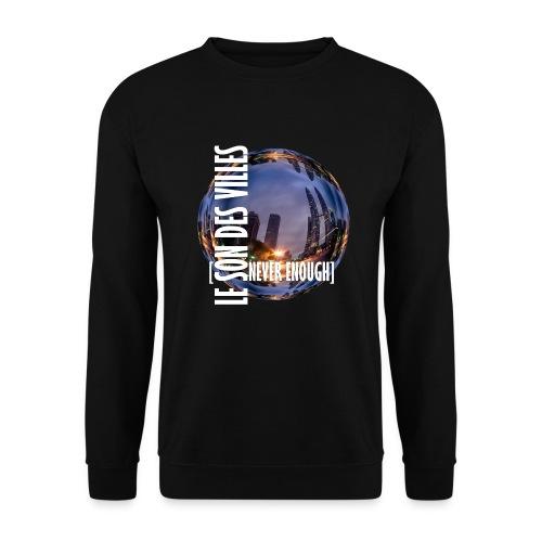 Le Son Des Villes :world - Sweat-shirt Homme