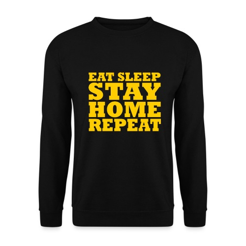 STAY HOME - Unisex Pullover