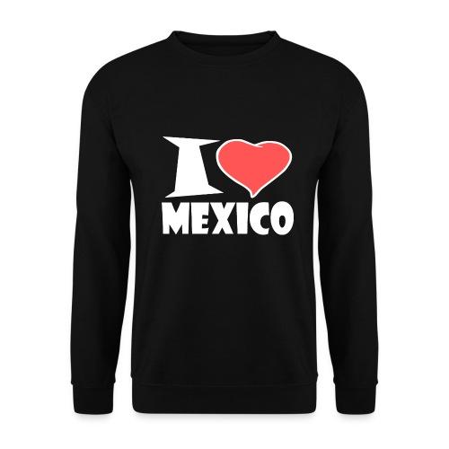 I love Mexico - Unisex Pullover