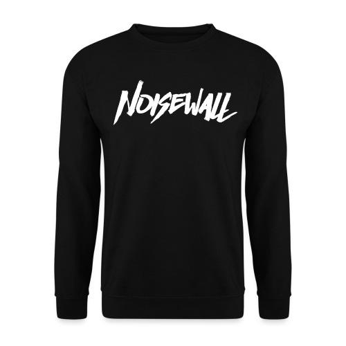 Noisewall white logo - Unisex Sweatshirt