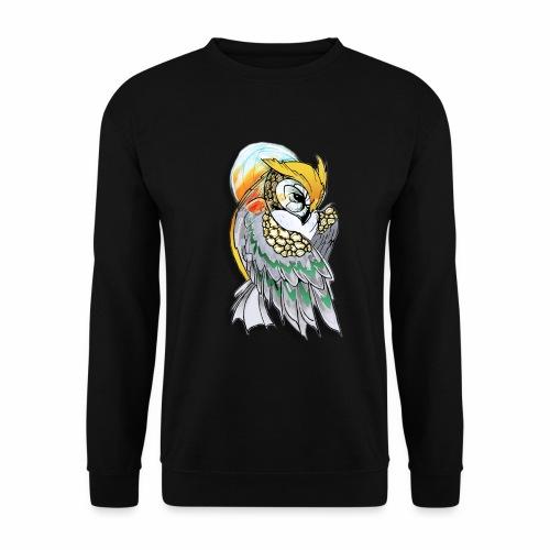 Cosmic owl - Sudadera unisex