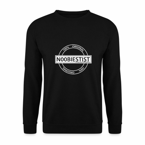 NOOBIEST - Men's Sweatshirt