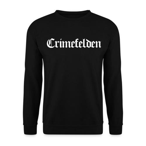crimefeldengrafik - Männer Pullover