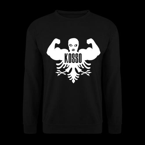 logo kosso - Mannen sweater
