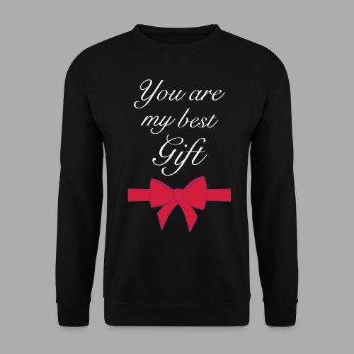 you are my best gift - Men's Sweatshirt