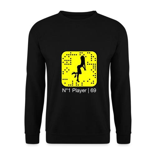 S € XT - Icon Male - Black - Men's Sweatshirt