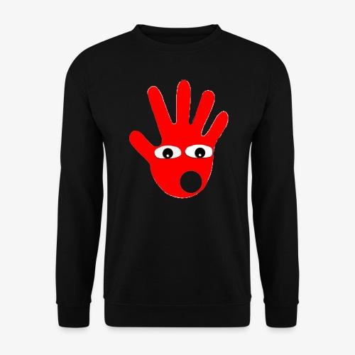 Hände mit Augen - Sweat-shirt Unisex
