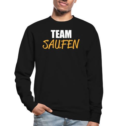 Team saufen Shirt - Unisex Pullover