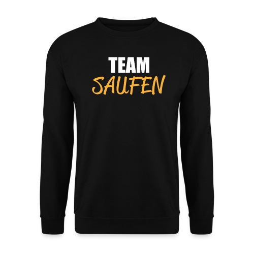 Team saufen Shirt - Männer Pullover