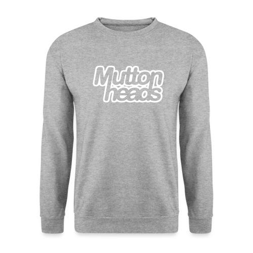 mths logo nb - Unisex Sweatshirt