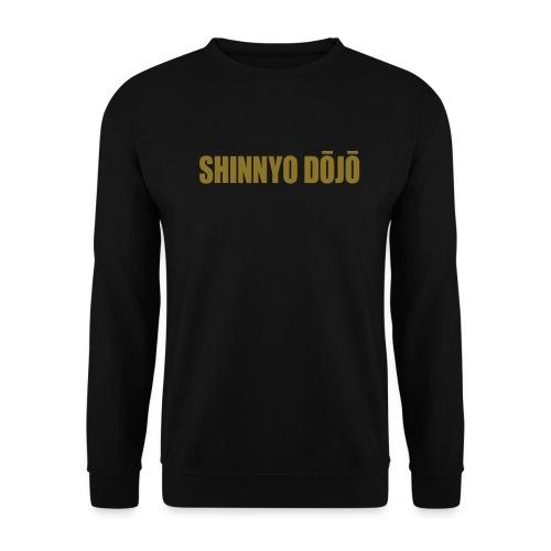 SHINNYO DŌJŌ - KATSUNIN (Gold) - Männer Pullover