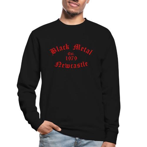 Black Metal / Est.1979 / Newcastle - Unisex Sweatshirt