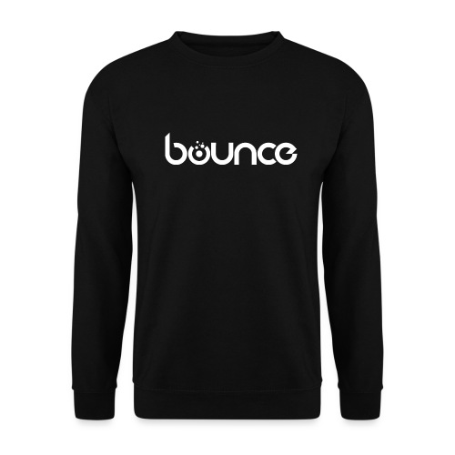Bounce White - Unisex Pullover