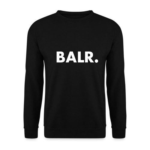 balr white png - Unisex sweater
