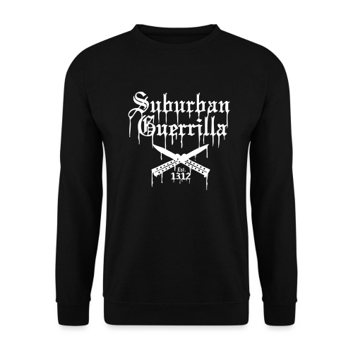 Suburban Guerrilla - Miesten svetaripaita