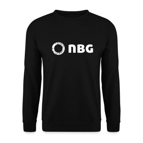 NBG Logo Icon - Männer Pullover