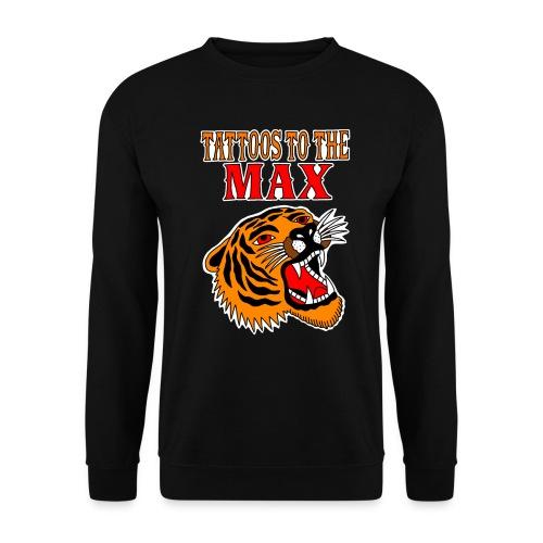 Tattoos to the Max - Tiger - Männer Pullover