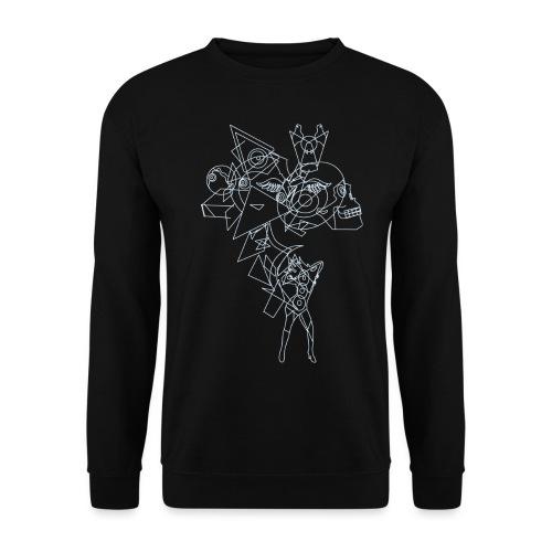 Vibrant light - Unisex sweater