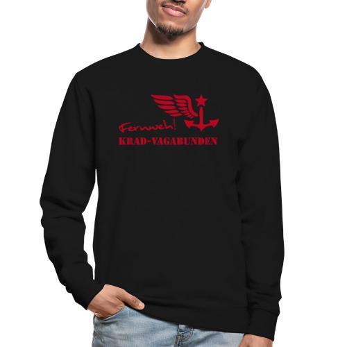 Krad-Vagabunden Fernweh - Unisex Pullover