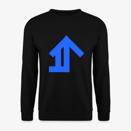 Blue Classic Design - Men's Sweatshirt