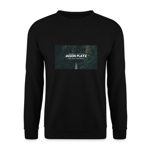 Jason Playz - Men's Sweatshirt