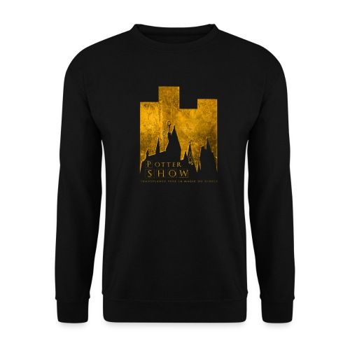 PotterShowLOGOBOUTIQUE png - Sweat-shirt Homme