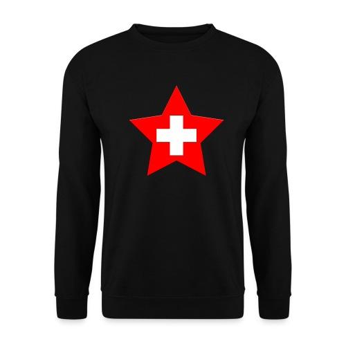 Swiss Star - Unisex Pullover