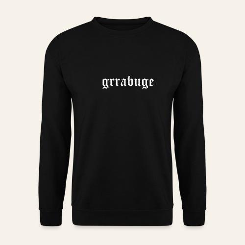 Grrabuge - white - Sweat-shirt Unisexe