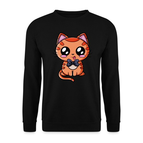 Chat Kawaii ! - Sweat-shirt Unisexe