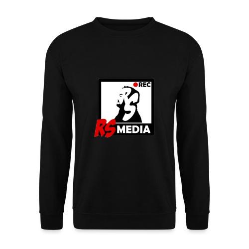 RS Media Logo - Männer Pullover