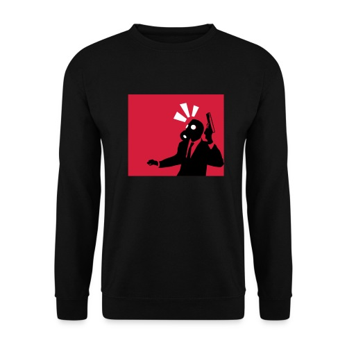 Gasmask - Men's Sweatshirt
