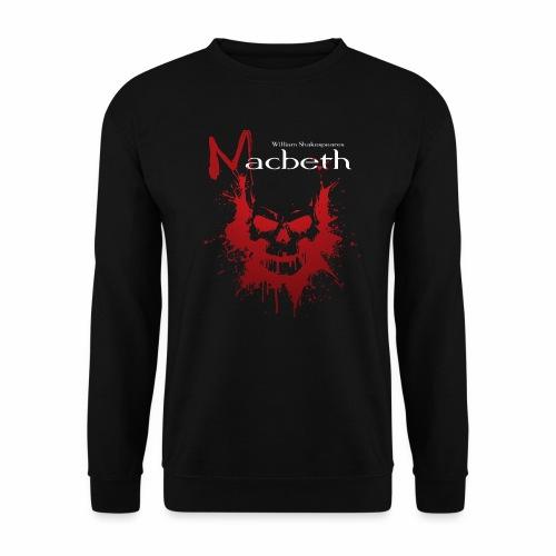 MacBeth V2 - Unisex Pullover