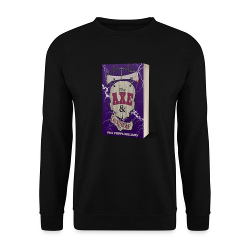The Axe & Grindstone Cover - Unisex Sweatshirt