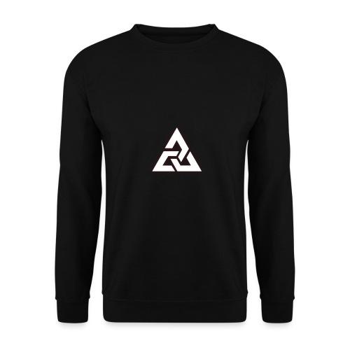 Großes Logo [JxsyFX] - Männer Pullover