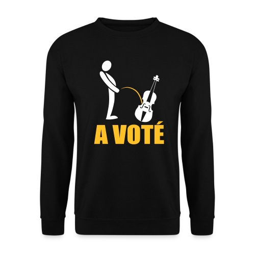 A voté - Sweat-shirt Homme