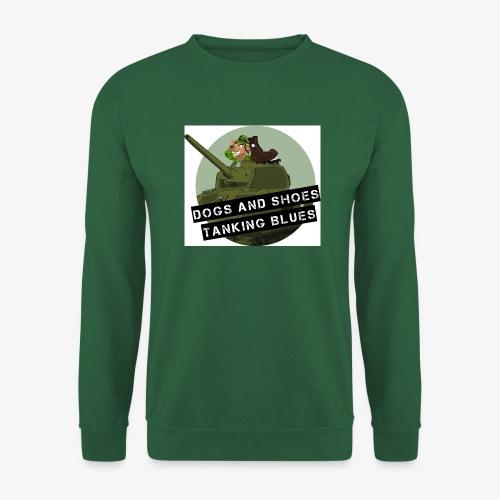 logo dogs nieuw - Unisex sweater