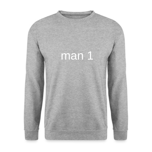 Man 1 - Unisex sweater