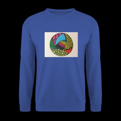circle corlor - Unisex sweater