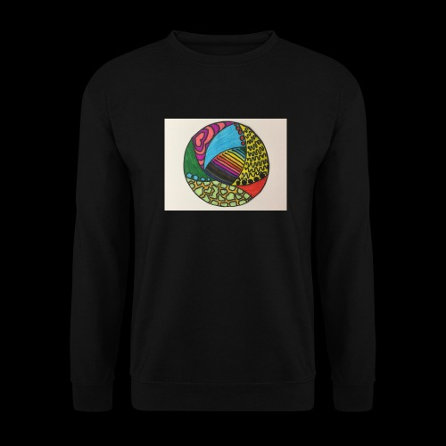 circle corlor - Unisex sweater