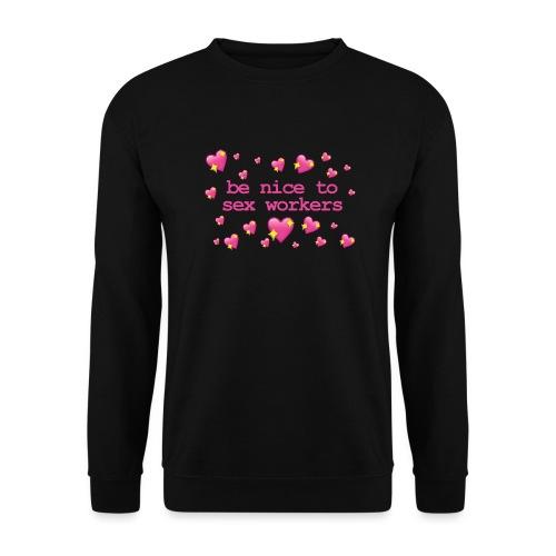 benicetosexworkers - Men's Sweatshirt