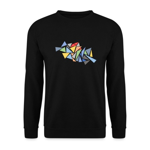 Modern Triangles - Unisex Sweatshirt