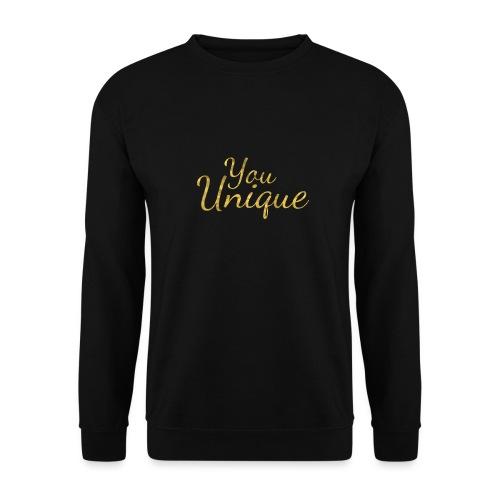You unique - Unisex Sweatshirt