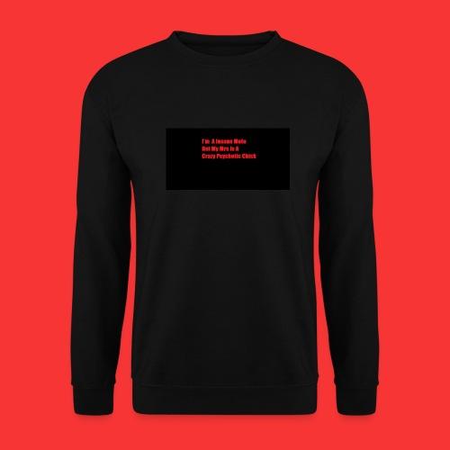 Mens - Unisex Sweatshirt