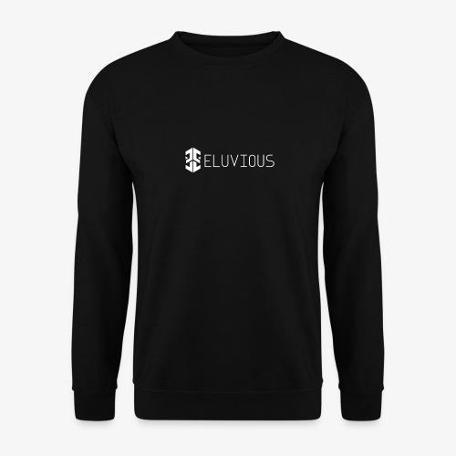 Eluvious | With Text - Men's Sweatshirt