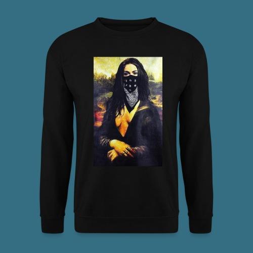 Mona Lisa Gangsta - Bluza męska