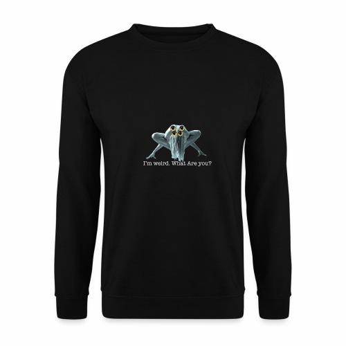 Im weird - Men's Sweatshirt