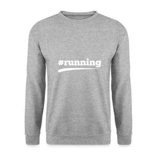#RUNNING - Männer Pullover
