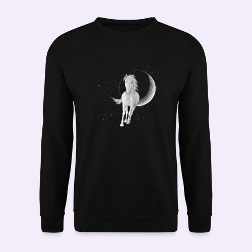 Sternenpferd cover - Männer Pullover