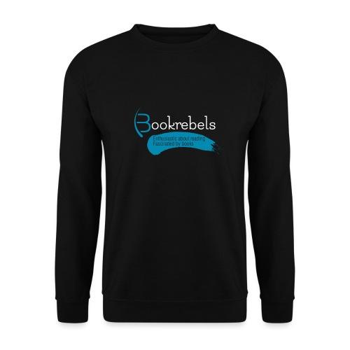 Bookrebels Enthusiastic - White - Men's Sweatshirt