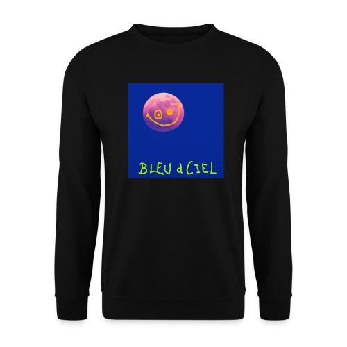 BLEU d CIEL- PINK mOOn collection - Sweat-shirt Homme